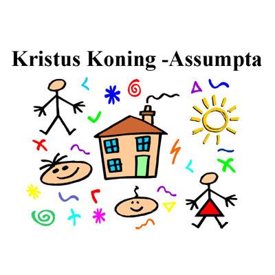 logo GVKS Kristus Koning Assumpta