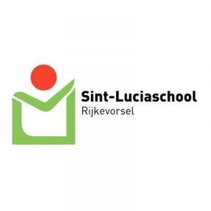 logo GVLS Sint-Lucia Rijkevorsel