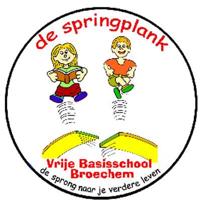 logo GVBS De Springplank Broechem